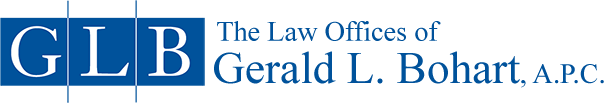 The Law Offices of Gerald L. Bohart, A.P.C. logo